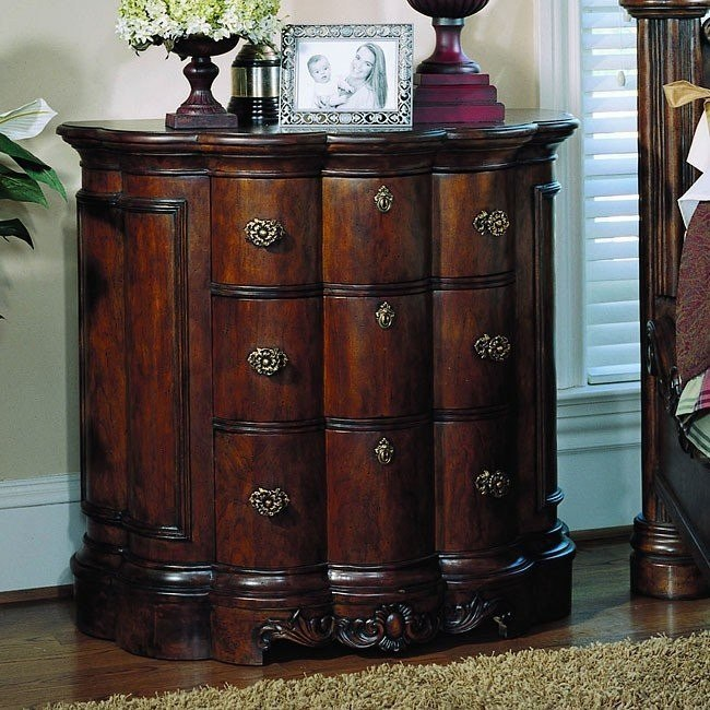 Edwardian Demilune Chest