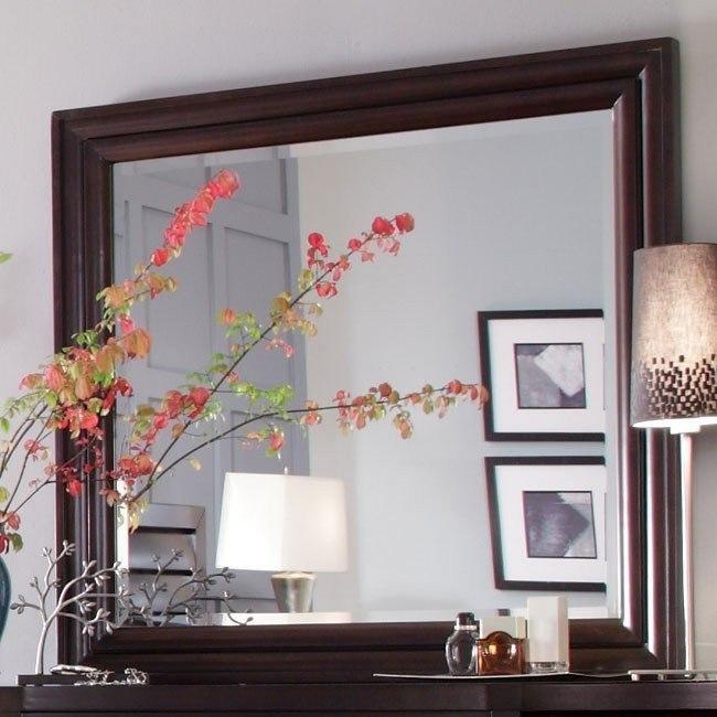 Tangerine 330 Sable Mirror