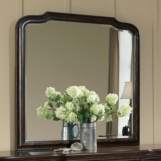 Saddle Ridge Mirror