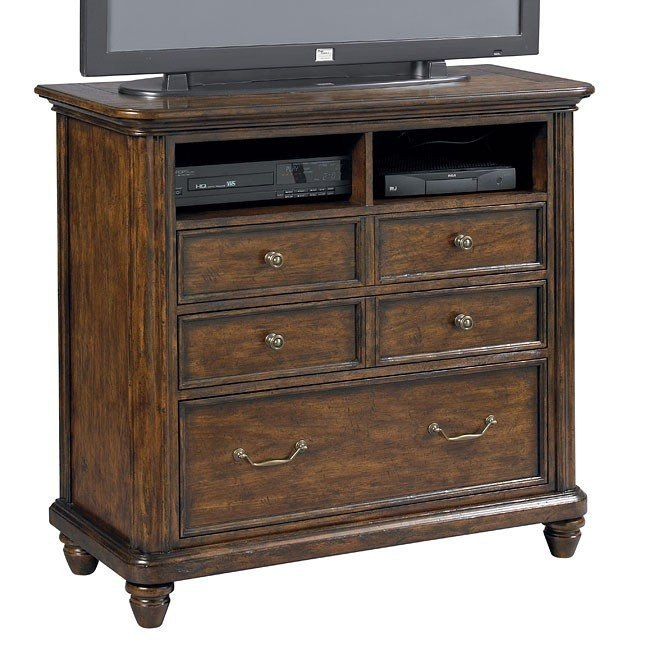 Saddle Ridge Media Chest