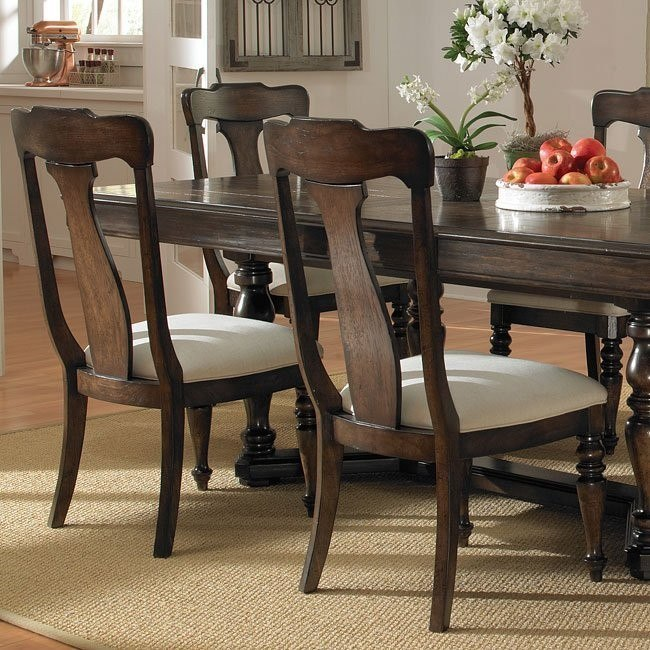 Saddle Ridge Side Chair (Set of 2)