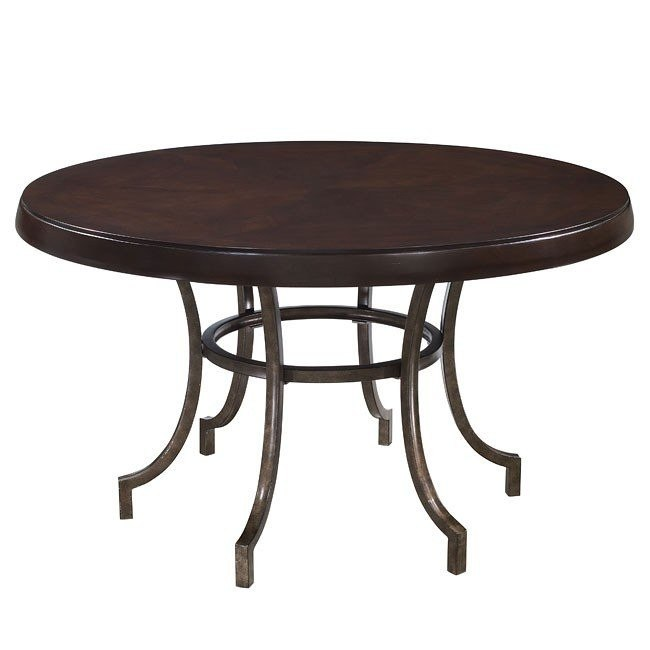 Plaza Square Round Table