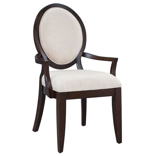 Plaza Square Arm Chair (Set of 2)