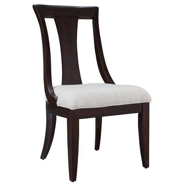 Plaza Square Dining Chair (Set of 2)