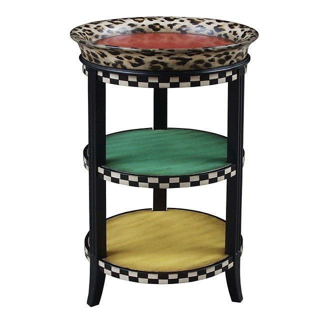 Memphis Accent Table