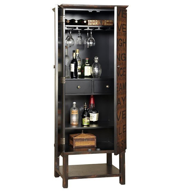 Greenwich Village Wine Cabinet