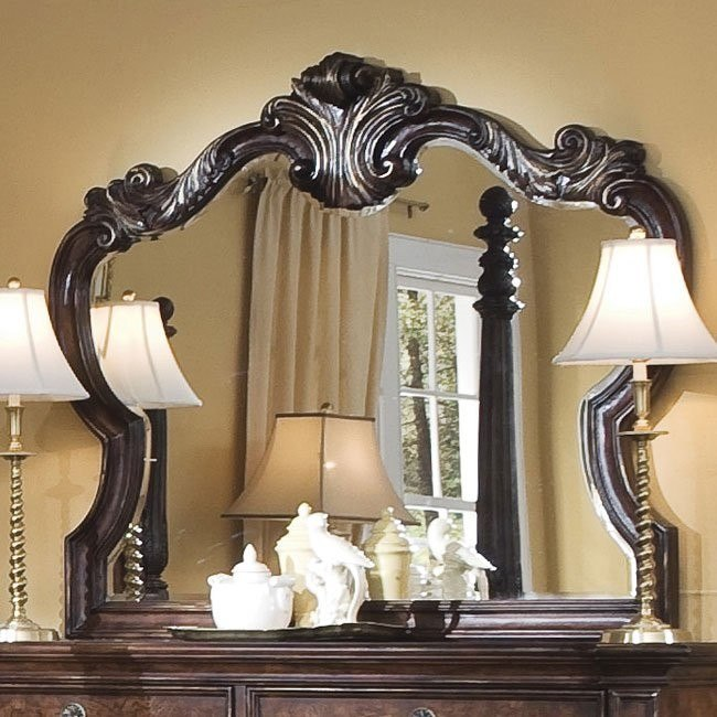 Wellington Manor Mirror