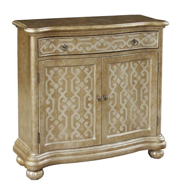 Mikah Silver Hall Chest