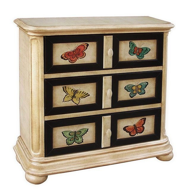 Libby Finish Hall Chest