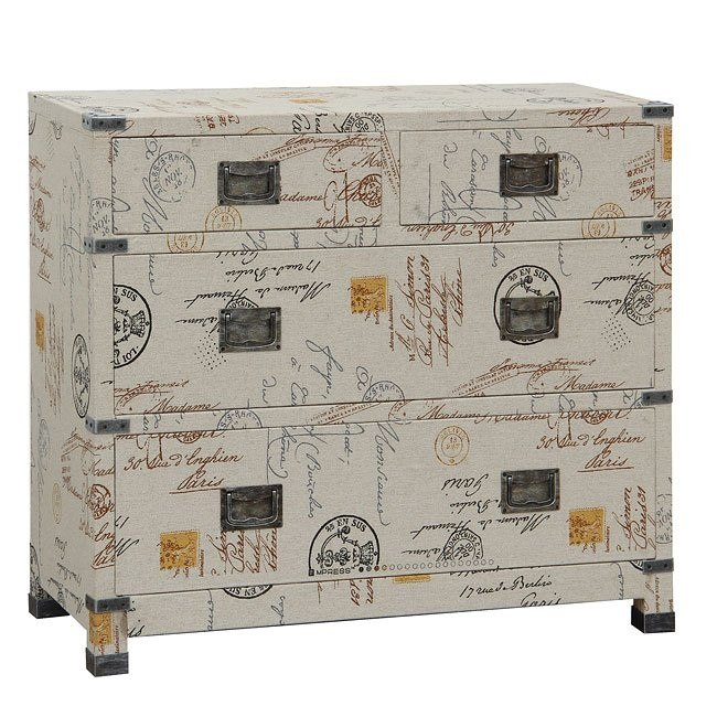 Kingston Accent Chest
