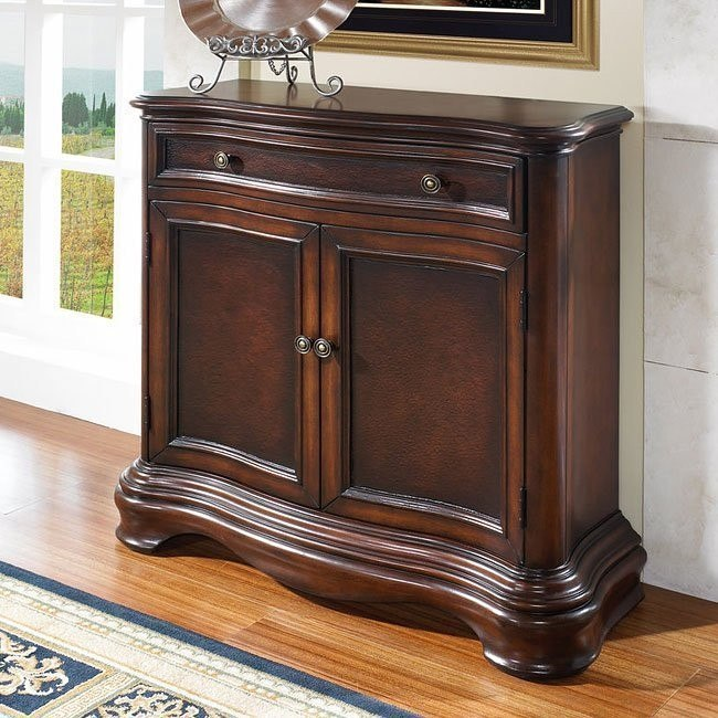 Mascot Accents Hall Chest