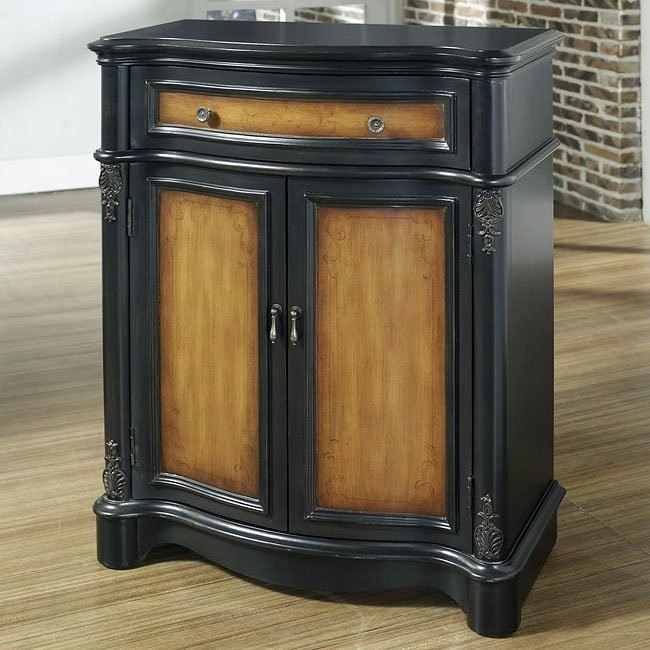 Town and Country Accent Chest