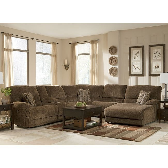 Pivot Point Truffle Custom Sectional Set