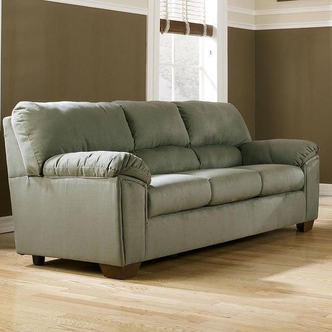 Graham - Sage Full Sofa Sleeper