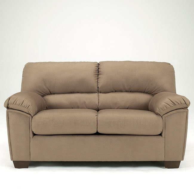 Graham - Mocha Loveseat
