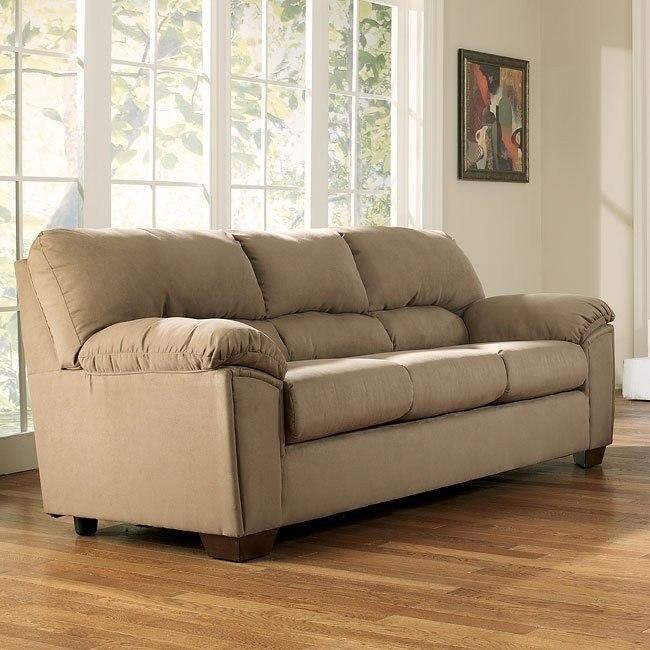 Graham - Mocha Full Sofa Sleeper