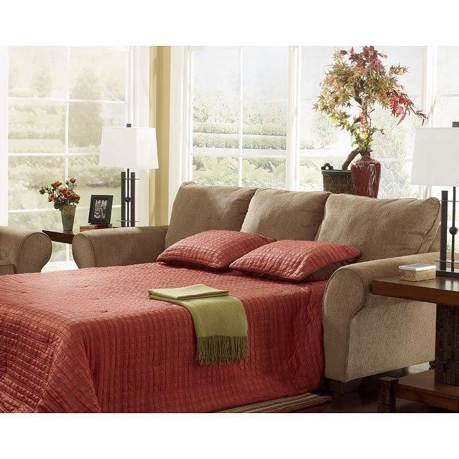 Galand Umber Queen Sofa Sleeper