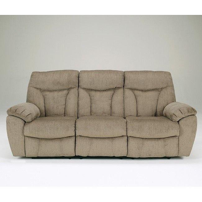 Grimsby Mushroom Reclining Sofa