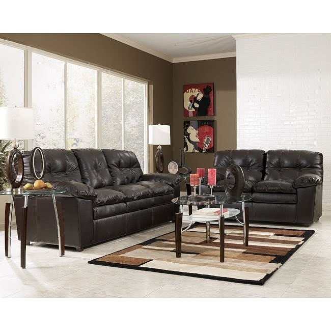Jordon DuraBlend - Java Living Room Set