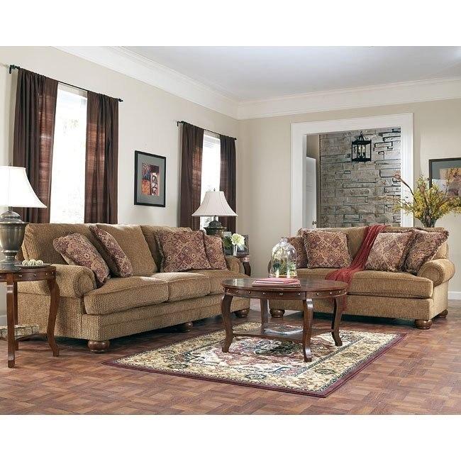 Richland - Amber Living Room Set