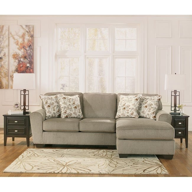 Patola Park Patina Small Sectional w/ Chaise
