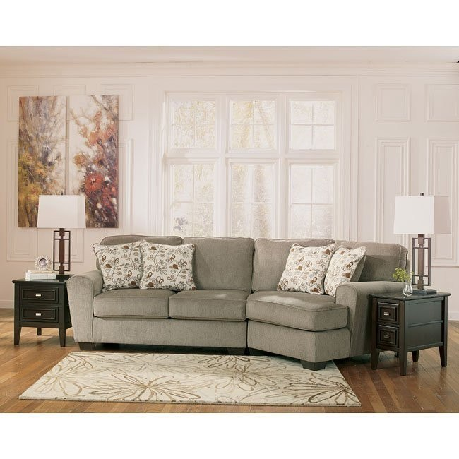 Patola Park Patina Small Sectional w/ Cuddler