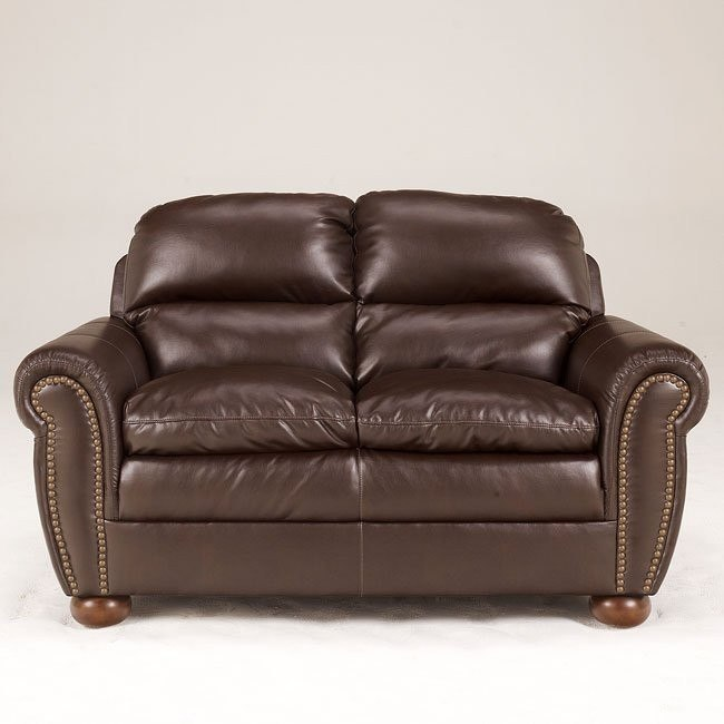Levar DuraBlend - Sable Loveseat