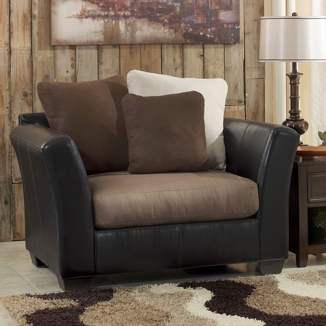 Masoli - Mocha Chair and a Half