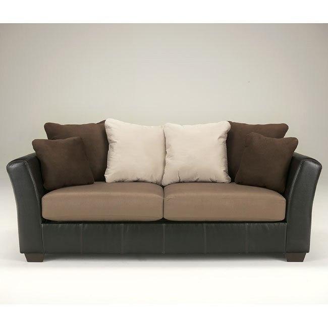 Masoli Mocha Sofa Signature Design By