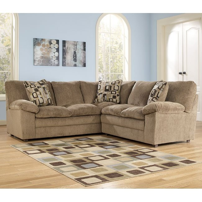 Renick - Brown Right Loveseat Sectional