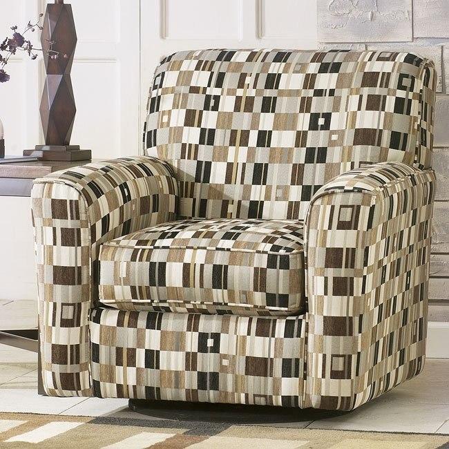 Merrifield - Pepper Swivel Chair