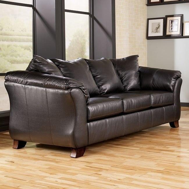 San Marco DuraBlend - Chocolate Full Sofa Sleeper