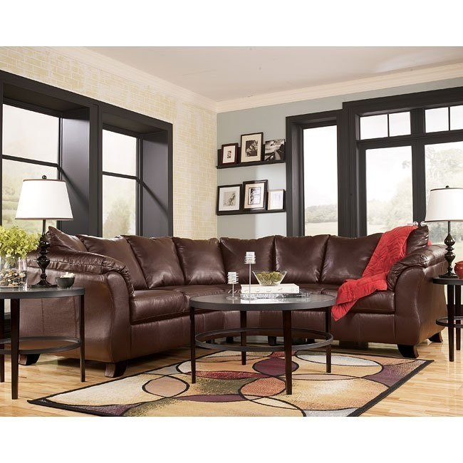 San Marco DuraBlend - Bark Sectional