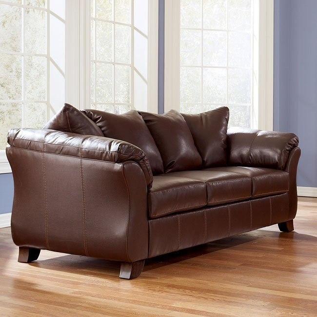 San Marco DuraBlend - Bark Full Sofa Sleeper