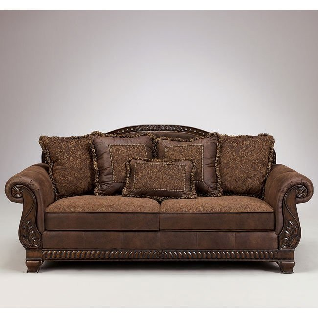 Bradington - Truffle Sofa