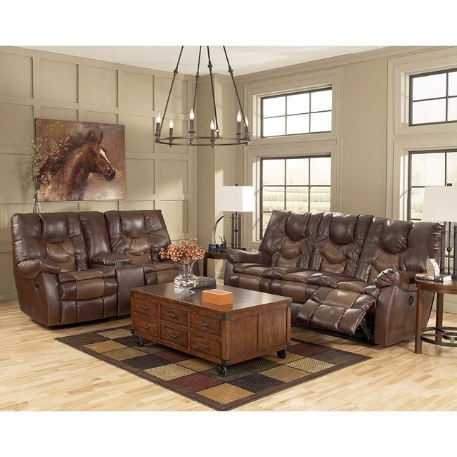 Gyro DuraBlend Sedona Living Room Set w/ Power