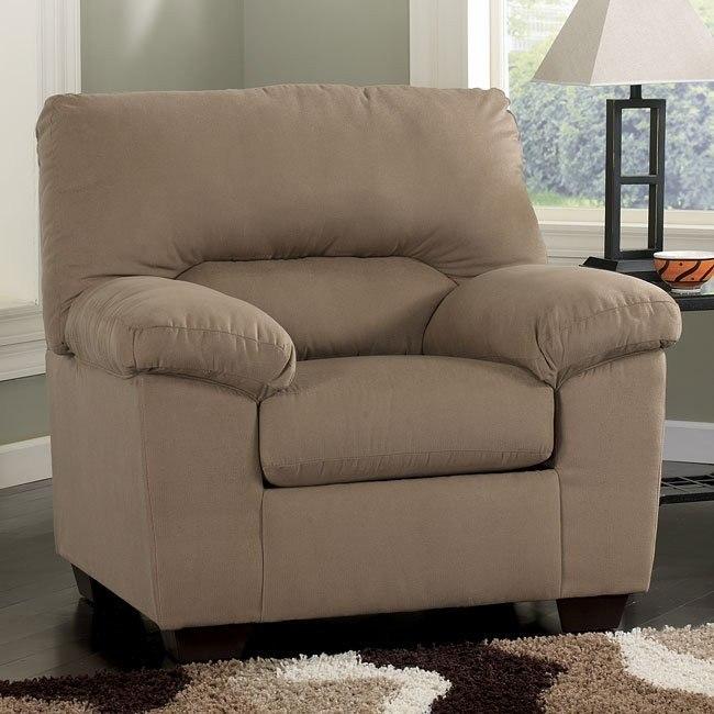 Zadee Mocha Chair