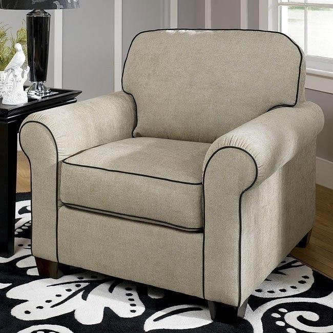 Caroline - Sepia Chair