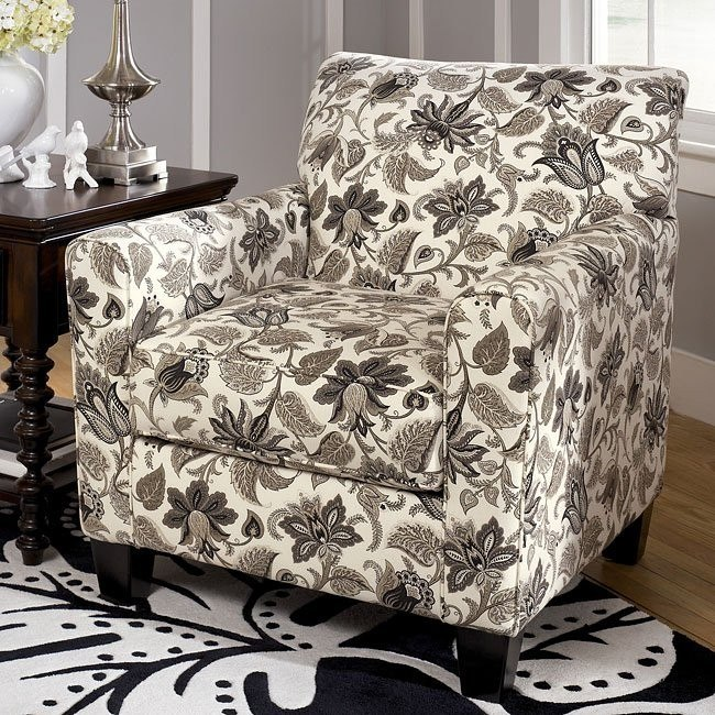 Caroline - Sepia Accent Chair