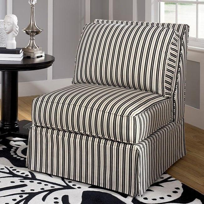 Caroline - Sepia Armless Chair