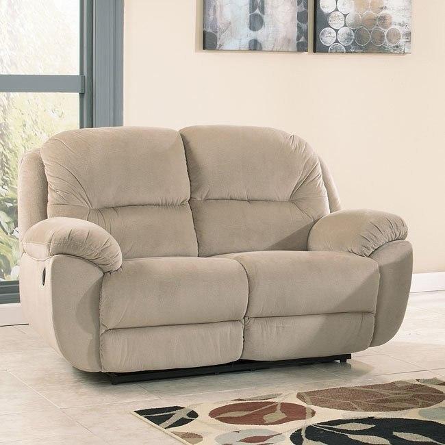Maytime Putty Reclining Sofa