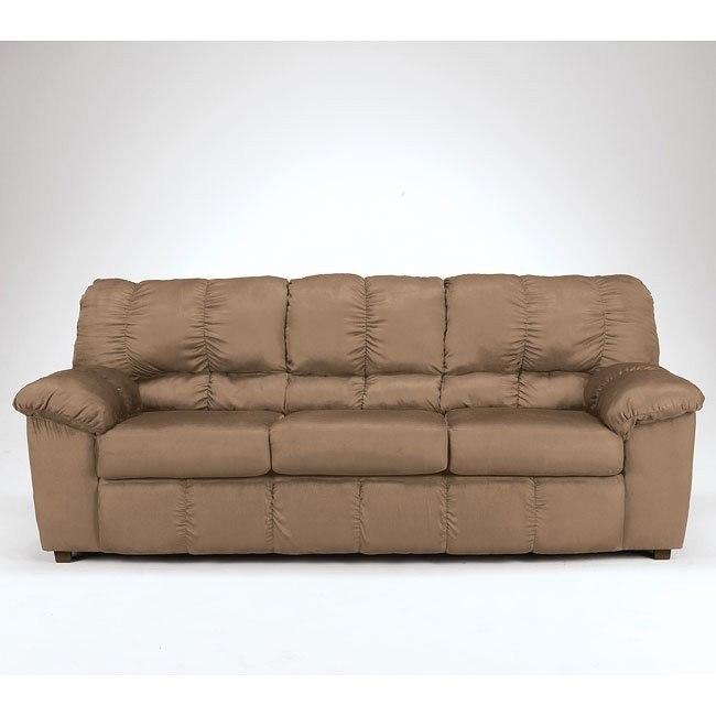 Sha-Shou - Cocoa Sofa