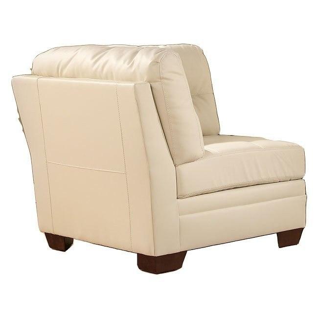 DuraBlend - Ivory Corner Chair