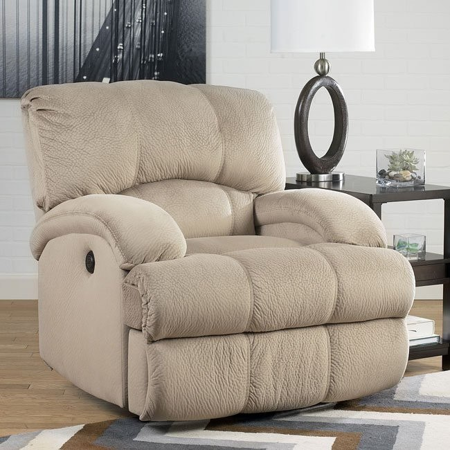 Kiska Pebble Rocker Recliner