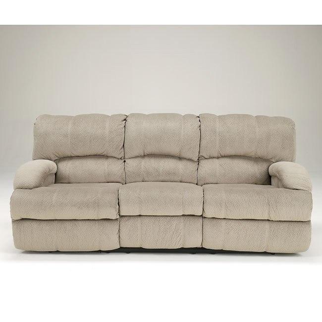 Kiska Pebble Reclining Power Sofa