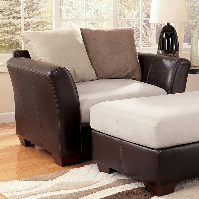 Logan - Stone Chair and a Half