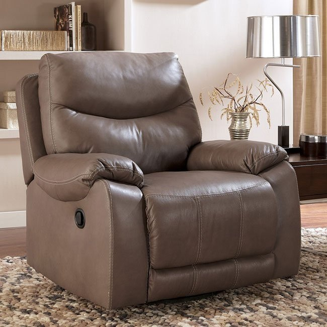 Pegram Pebble Swivel Glider Recliner