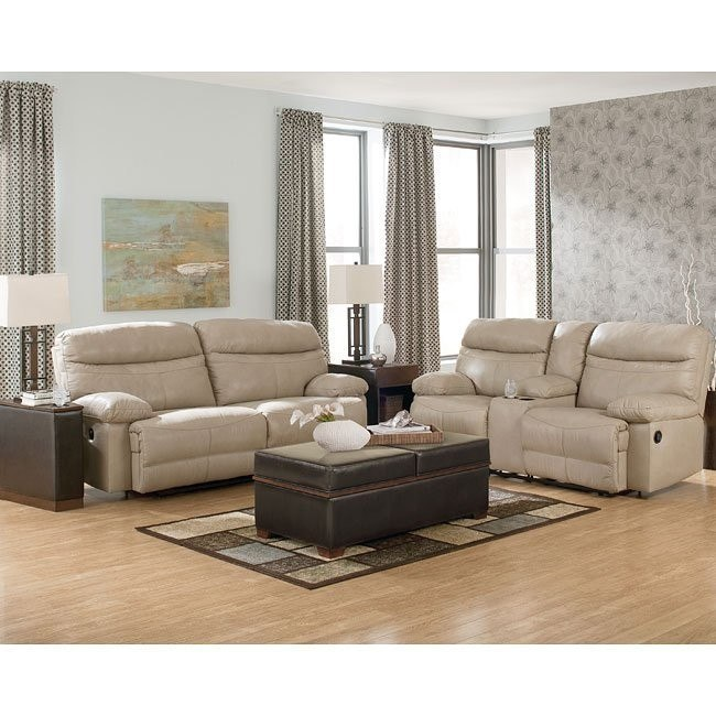 Beamard Galaxy Reclining Living Room Set