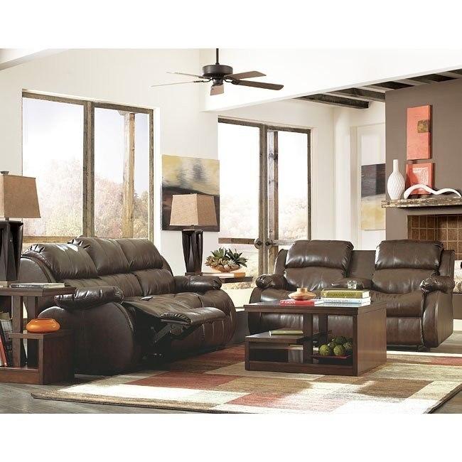 DuraBlend - Cafe Reclining Living Room Set