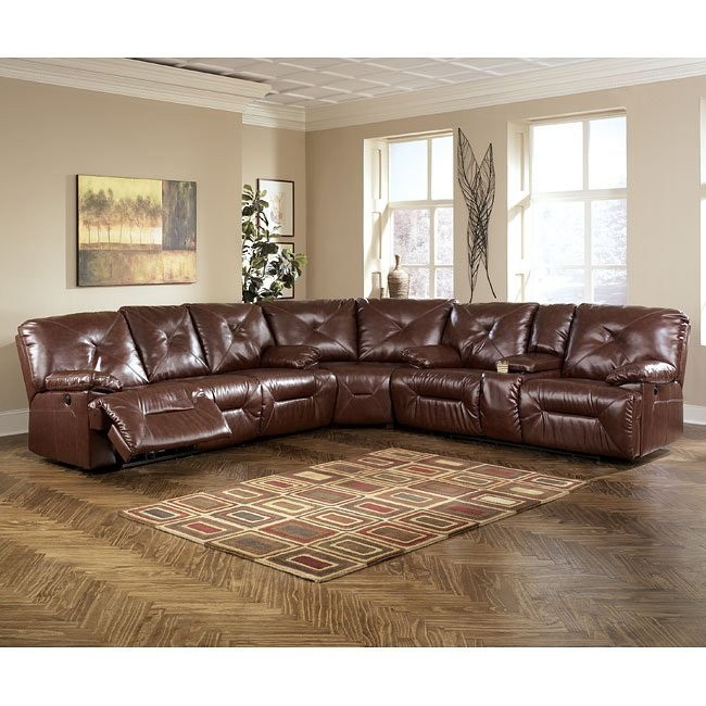 DuraBlend - Siena Reclining Sectional